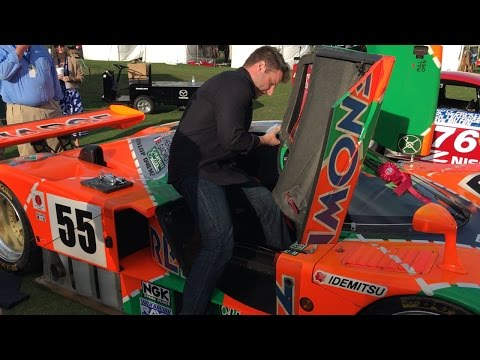 The 787B is smaller than you think