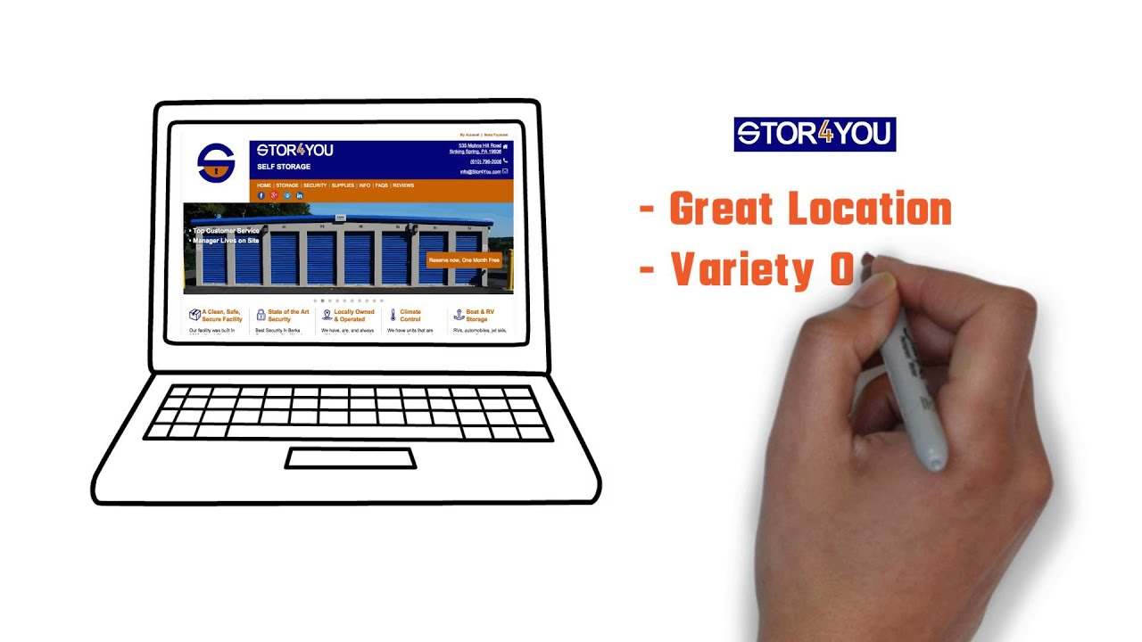 Stor4You Self Storage | Reading PA