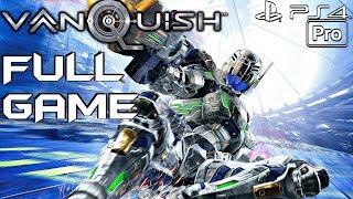 VANQUISH - Gameplay Walkthrough FULL GAME (PS4 PRO)