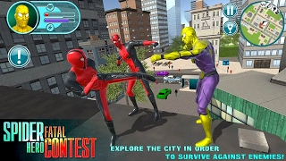 Spider Hero Fatal Contest (by Best Simulator Games) Android Gameplay [HD]