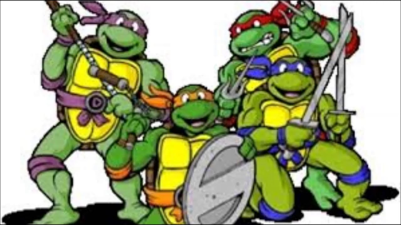 Dessin anim musique tortues ninjas vf youtube - Dessins tortues ...