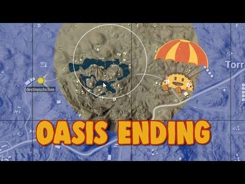 Battle At The Oasis - ChocoTaco PUBG Game Recap