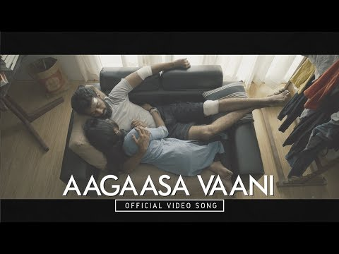 Aagaasa Vaani (Music Video) ft. Vinoth Kishan, Nivedhithaa Sathish