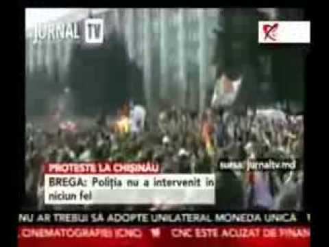 Атака на Молдову. 2009 год