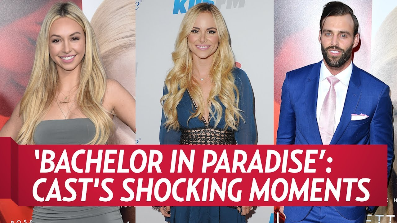 Download 'Bachelor in Paradise' Season 4: The Cast's Most Shocking Moments