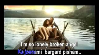 Arash feat Helena - Broken Angel (Karaoke Version)