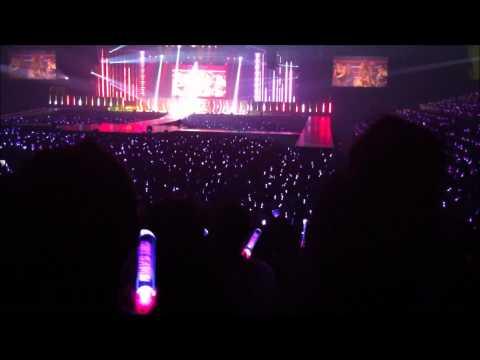 [Fancam] 110717 SNSD If(Yuri) - 1st Japan Tour 2011 @ Fukuoka[HD]