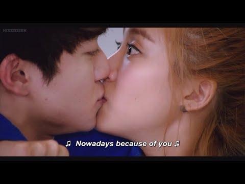 Kiss Scene - Kwak Dongyeon X Bora