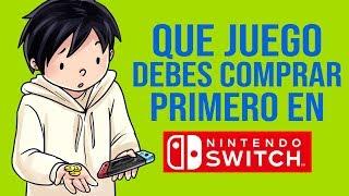 ¿Solo tienes para comprar 1 juego en Nintendo Switch? ESTE DEBERÍA SER