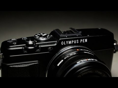 Olympus PEN E-P5 Hands-on Review