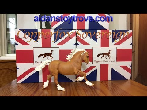 Copperfox Model Horse Sovereign