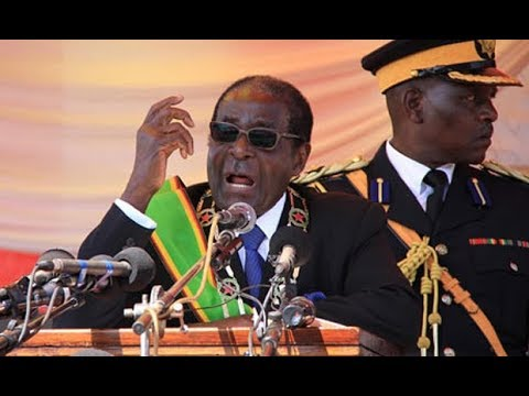 ROBERT Mugabe Last funny Speech ever
