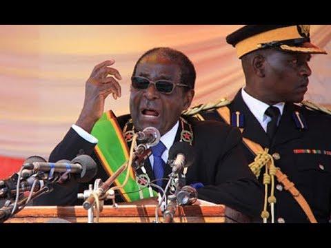 ROBERT Mugabe Last funny Speech ever