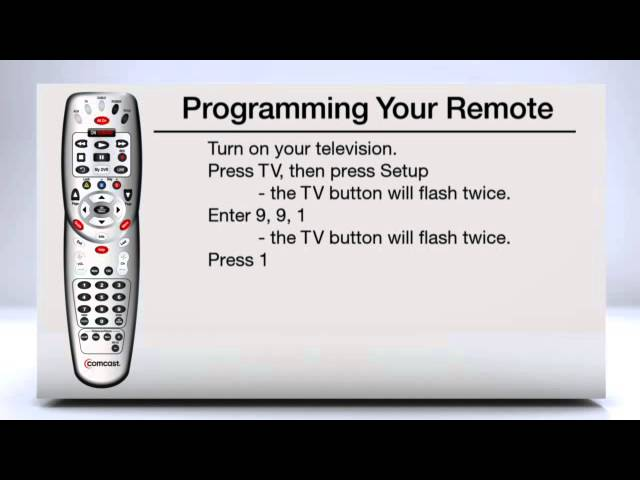 Using The Code Search Function To Program Your Tv Remote Youtube