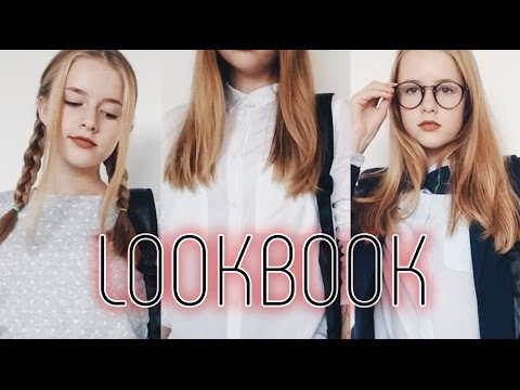 Школьный LOOKBOOK 2016