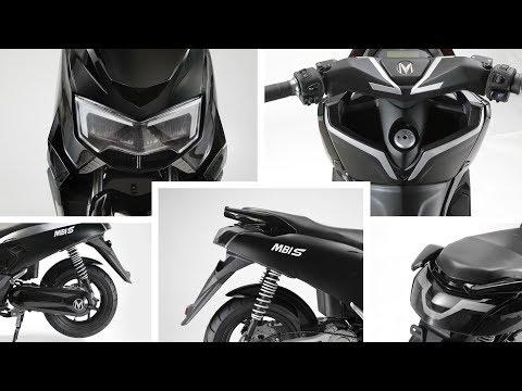Xe máy điện Dkbike MBI S