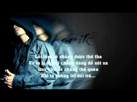 [LYRICS] Không Lối Thoát - Karik ft. Cadeau Phạm