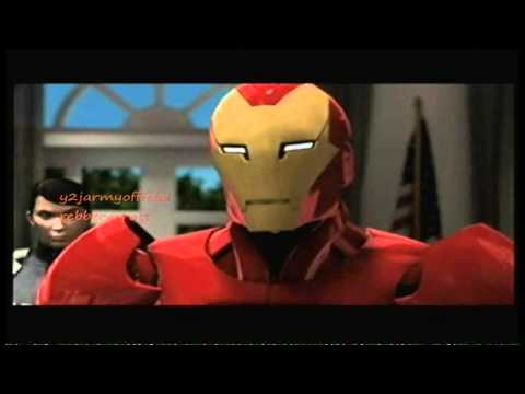 Marvel Ultimate Alliance 2 All CGI Cutscenes