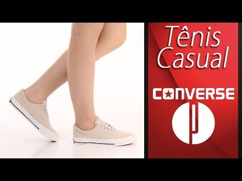 2b7b144e06efd Tênis Casual Feminino Converse All Star Skidgrip Cvo L - 7240160004 ...