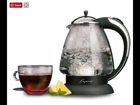 Best Way To Clean A Kettle's Inside Residue