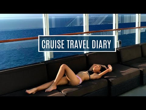 Cruise Travel Diary 2018 | Florance Zhang