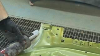 Шовный герметик для авто. Как положить герметик для авто?
