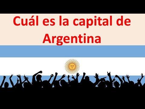 Cual Es La Capital De Argentina
