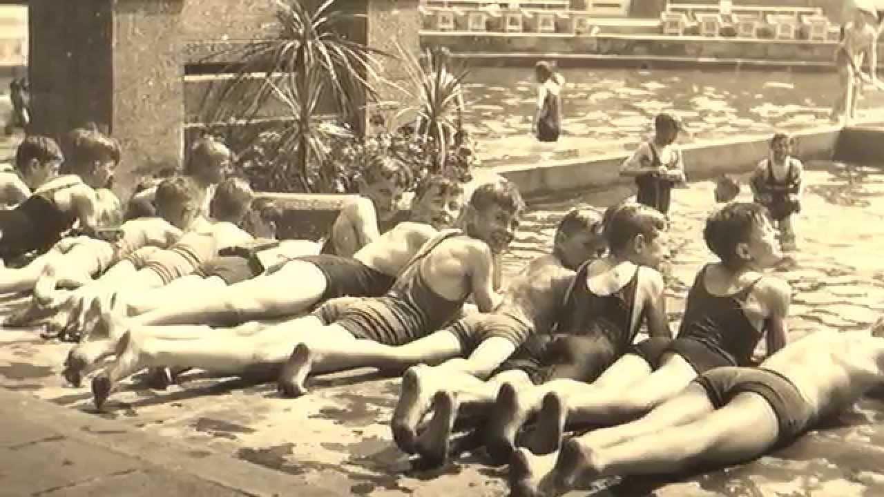 Zwembad zuiderpark te den haag youtube