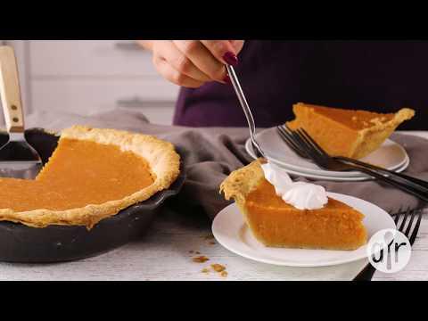 How To Make Sweetest Southern Sweet Potato Pie | Pie Recipes | Allrecipes.com