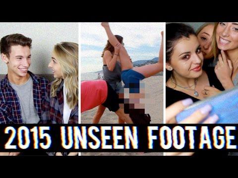 2015 UNSEEN FOOTAGE // BLOOPERS