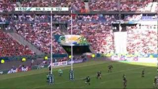 Toulouse v Biarritz - 2010 H Cup Final