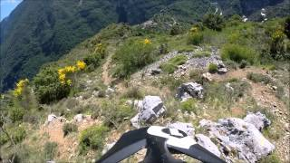 Enduro #Test,Hard,fatique.    Giant trance 27.5.  3