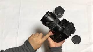 10년만에 카메라를 교체하다 - 캐논 80D 어…