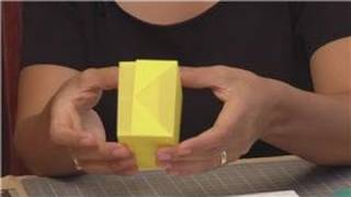 Paper Crafts : How to Make Paper Gift Boxes