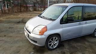 Срочный выкуп авто !  Выкупили битую Honda Mobilio 2001 год