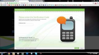 How To Complete SMS Verification Without A Phone(Don't forget to watch in HD for best video and audio quality! This is a tutorial on how to verify accounts that require you to use your phone to complete verification ..., 2012-01-08T03:21:54.000Z)