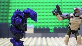 Expectations vs Reality- Halo Marine (stop motion)