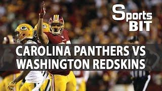 Carolina Panthers vs Washington Redskins Week 15   Sports BIT   NFL Picks & Preview