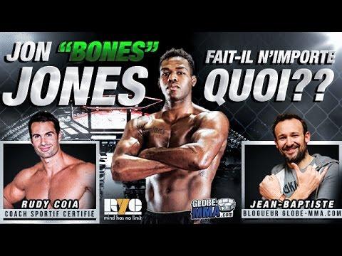 UFC : JON JONES fait-il N'IMPORTE QUOI en musculation ?