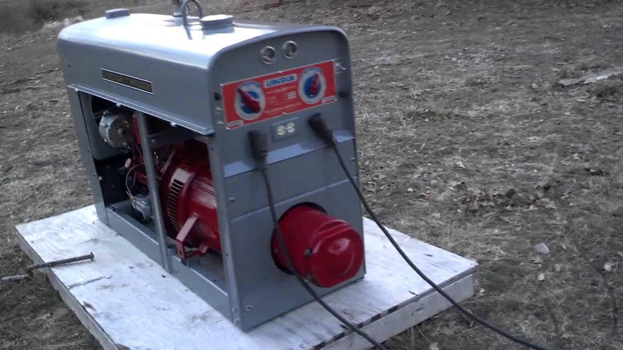 Lincoln Sa 200 Pipeliner Custom Parts