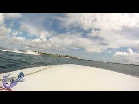 Powerboat Race GoPro View [Clip], Oct 7 2012