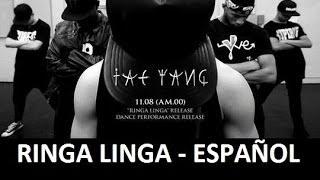 TAEYANG - RINGA LINGA [Sub Español+Han+Rom] [Dance Performance]