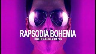 Rapsodia Bohemia, la historia de Freddie Mercury. Trailer #2 HD Subtitulado