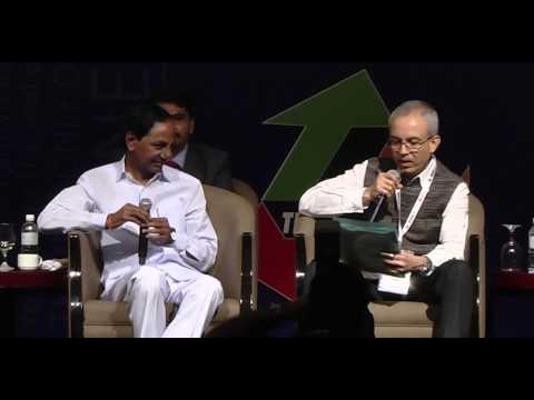 IIMPACT2014 : Telangana, Shri K Chandrashekhar Rao, Chief Minister Speech