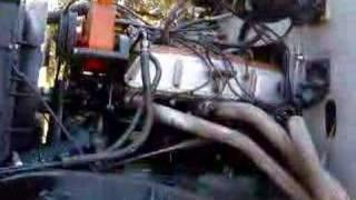 Ran open headers 74 CJ5