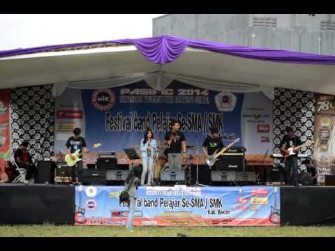 Band BSI Cikarang - PASIFIC 2014