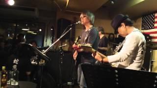 すなふきんカフェバンド 2014/05/17 Tako BAR 3周年ライブ in CROSS RO...