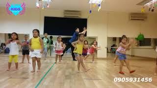 múa trung thu thiếu nhi Vũ Đoàn Super Kids