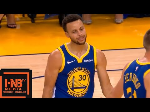 Golden State Warriors vs Minnesota Timberwolves 1st Half Highlights   11.02.2018, NBA Season
