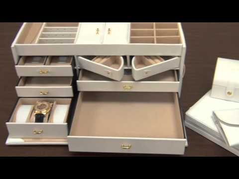 Morelle and Co. - Large Dome Jewelry Box #A22636